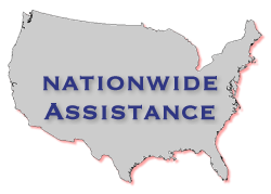 Nationwide Assistance Provided